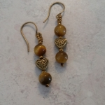 Tigers Eye & Hearts